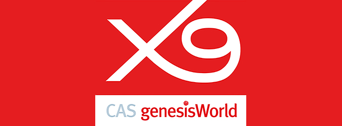 CAS genesisWorld Main x9